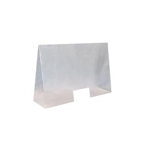 Hygiene-/ Spuckschutz, Maße: 100 x 28 x 65 cm