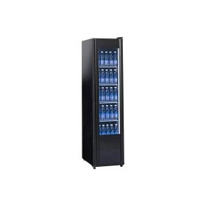 Glastürkühlschrank 326 G Slim