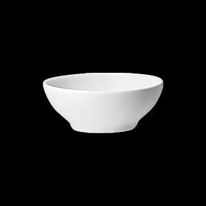 Schale coup, Ø = 8 cm, scope weiß