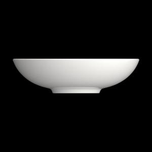 Schale coup, Ø = 16 cm, scope weiß