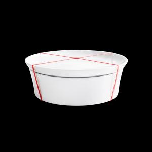Porzellanschale Snack it, groß, Ø = 19 cm