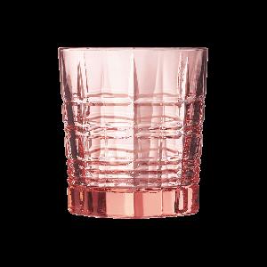 Becherglas, Brixon, Inhalt: 300 ml, pink
