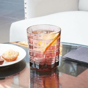 Becherglas, Brixon, Inhalt: 300 ml, rot