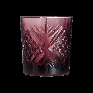 Becherglas, Broadway, Inhalt: 300 ml, rot