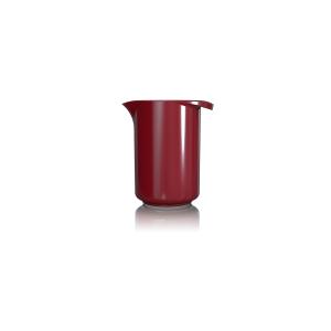 Rührbecher Margrethe, Inhalt: 1,0 l, rot
