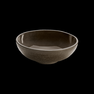 Bowl, Ø = 21 cm, ReNew, Relief, taupe