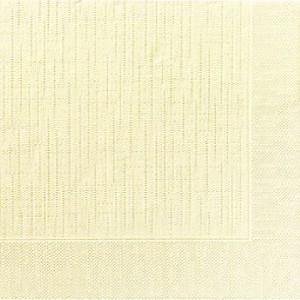 Serviette, Klassik, cream, 40 x 40 cm