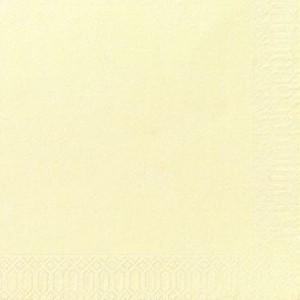 Serviette, Zelltuch, champagner, 40 x 40 cm
