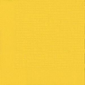 Serviette, Klassik, gelb, 40 x 40 cm