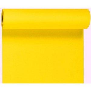 Tischläufer Tête-à-Tête, gelb, 0,40 x 24 m