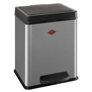 """Tret-Abfallbehälter """"Ökosammler"""", silber, 20 l"""
