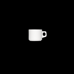 Kaffee-Obere, nieder, Inhalt: 0,18 l, B1100
