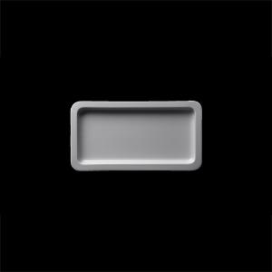 GN-Schale rechteckig, 1/3-20 mm