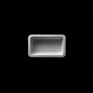 GN-Schale rechteckig, 1/4-65 mm