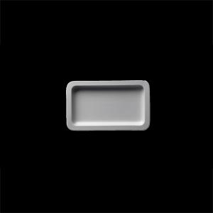 GN-Schale rechteckig, 1/4-20 mm