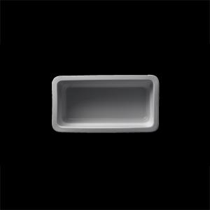 GN-Schale rechteckig, 1/3-100 mm