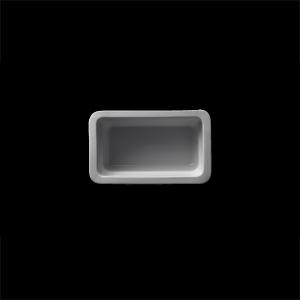 GN-Schale rechteckig, 1/4-100 mm