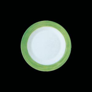 Teller flach, Ø = 19 cm, Brush Green