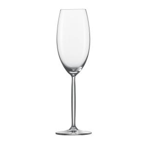 Champagnerglas mit Moussierpunkt Gr. 77, Diva, Inhalt: 293 ml