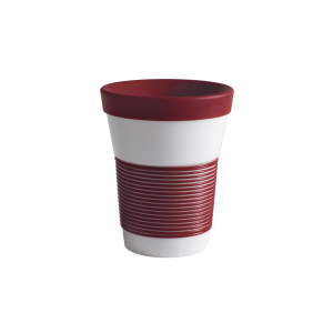 CUPIT Becher, Inhalt: 0,35 l, dark cherry