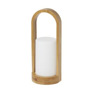 LED Leuchte, Easy, Bambus