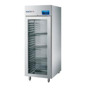 Tiefkühlschrank Magnos GN 2/1 mit Glastüre