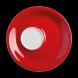 Kombi-Untere, Ø = 16 cm, Café Sommelier, rot