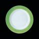 Teller flach, Ø = 25,4 cm, Brush Green